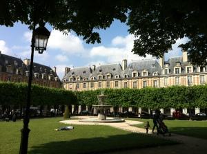 Place des Vosges, 3e arrondissement